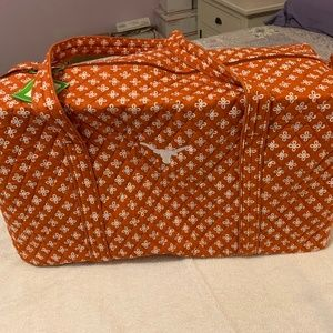 University of Texas Large Duffel Bag